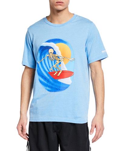 Men's x Stanley Mouse Reversible Graphic T-Shirt