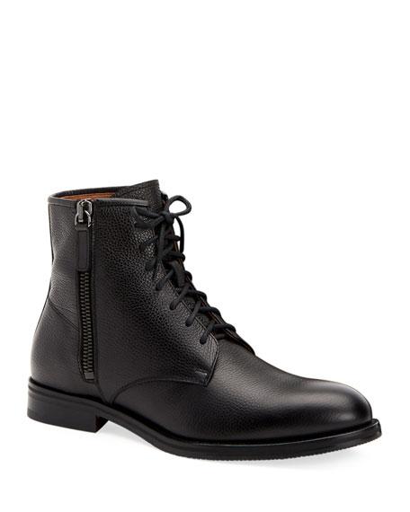 Aquatalia Men's Vladimir Leather Boots