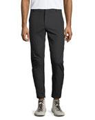 Lanvin Men's Biker Pants
