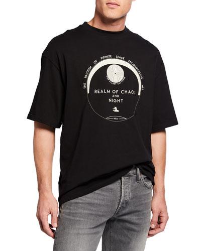 Men's Loose-Fit Cotton T-Shirt