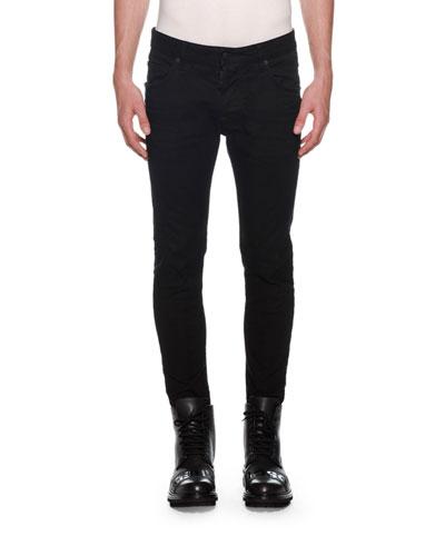 Men's Skater Basic Denim Jeans