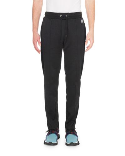 Men's Velvet Track Pants