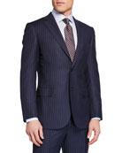 Brioni Men's Stripe Two-Piece Suit