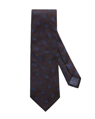Men's Pine Paisley Tie