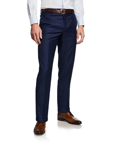 Men's 130s Wool Dress Pants