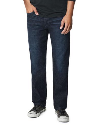 Men's Classic Dark-Wash Jeans