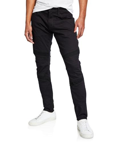 36f5064e5ca Quick Look. G-Star · Men's Skinny-Fit Motoc DC Denim Jeans