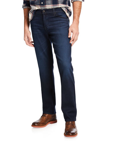 Men's Graduate Slim Straight Denim Jeans