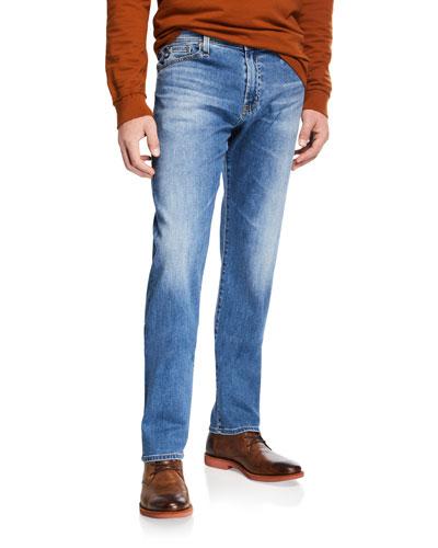 Men's Everett Straight-Leg Denim Jeans