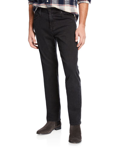 Men's Dylan Slim-Fit Coated Jeans