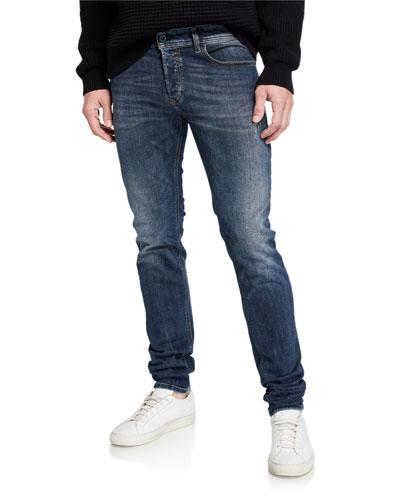 Men's Sleenker Skinny Jeans, Blue