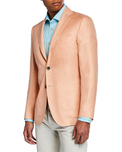 Men's Melon Blazer
