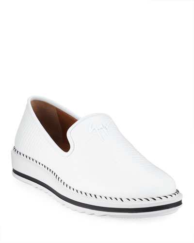 Men's Signature Slip-On Loafers