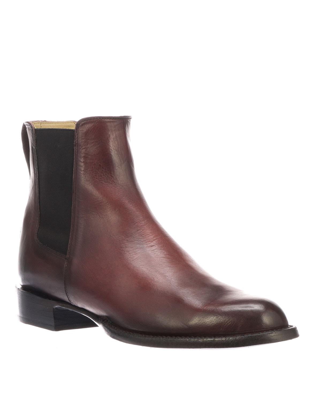 Men's Grayson Leather Chelsea Boots