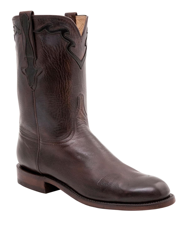 Men's Sid Buffalo Western Cowboy Boots