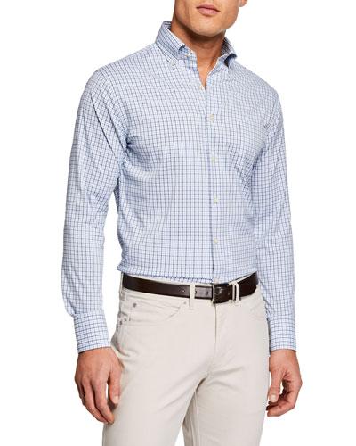 acaf1289e Quick Look. Peter Millar · Men's Long Sleeve Performance Woven Shirt