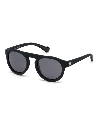 e9b828df77 Quick Look. Moncler · Men s Polarized Rectangle Sunglasses