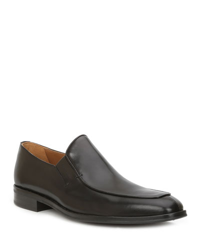 Men's Nola Leather Slip-On Loafers