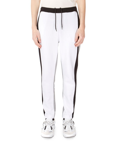 Men's Colorblock Jog Pants