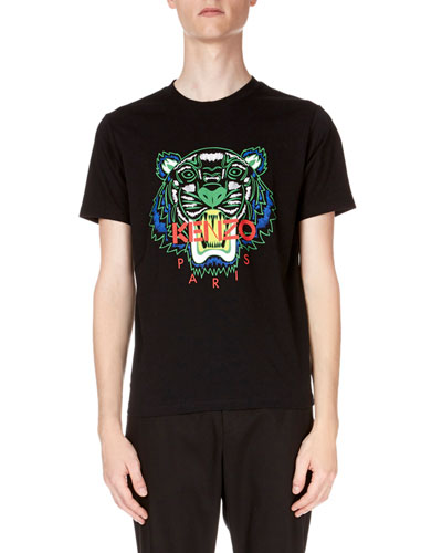 Quick Look. Kenzo · Men s Tiger T-Shirt. Available in Black d82ec2a8f