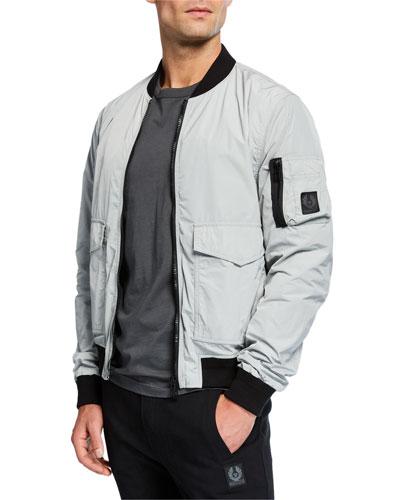 88113efeb Grey Polyester Outerwear | Neiman Marcus