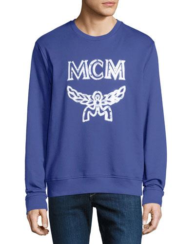 Men's Logo Graphic Sweatshirt