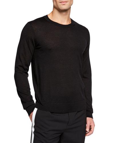 Men's Logo Back Long-Sleeve Shirt