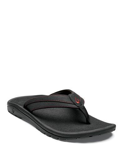 Men's ʻOhana Koa Thong Sandals