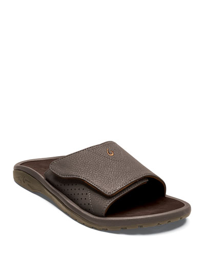 5e5e3f7bf120 Quick Look. Olukai · Men s Nalu Grip-Strap Slide Sandals