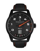 Reservoir Men's GT Tour 371SE Stainless Steel Watch