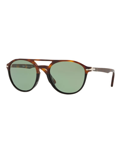 c6dc9bfb978 Quick Look. Persol · Men s Acetate Round Sunglasses