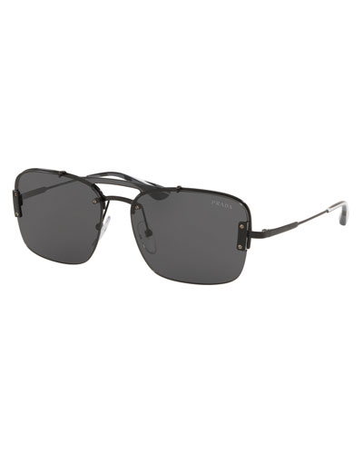 20ca545b714 Black Square Sunglasses