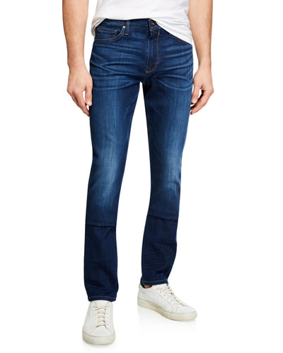 Men's Lennox Slim-Fit Denim Jeans