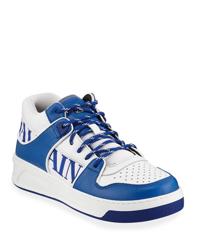 Men's Kane Low-Top Colorblock Sneakers