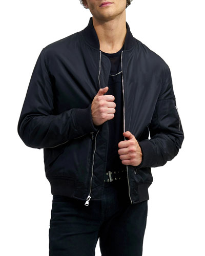 345878a2867 Quick Look. The Very Warm · Men s Mason Water-Resistant Bomber Jacket ...
