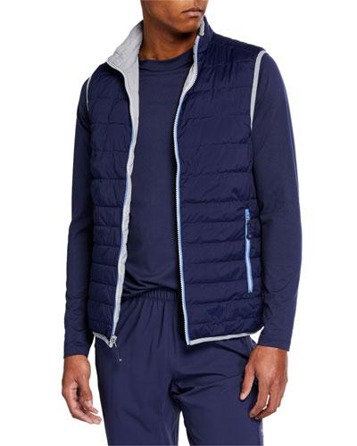 Men's Reversible Vest