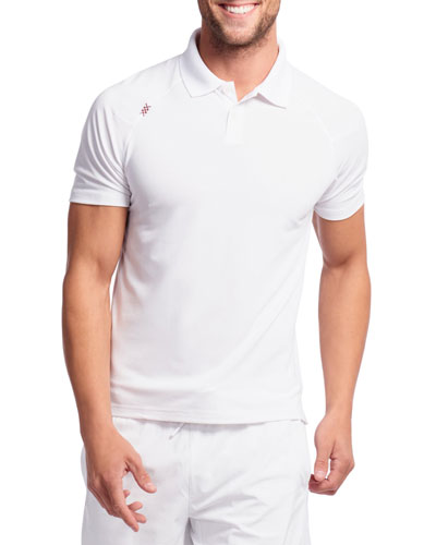 620830e1 Quick Look. Rhone · Men's Delta Pique Short-Sleeve Polo Shirt