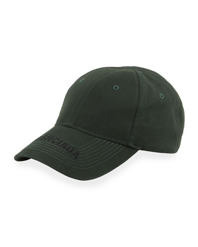 ff8acaa3de788 Quick Look. Balenciaga · Men s Logo Embroidered Baseball Cap