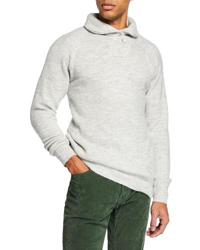6218a3e3f2 Quick Look. Scotch   Soda · Men s Super Soft Shawl Sweater