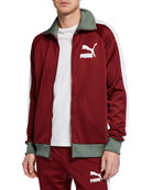 Puma Men's Two-Tone Vintage Track Jacket