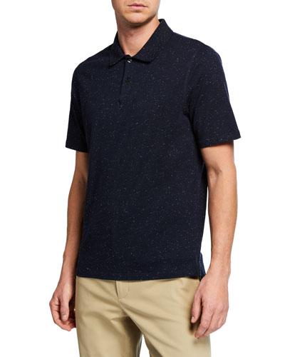 Men's Neps Short-Sleeve Polo Shirt