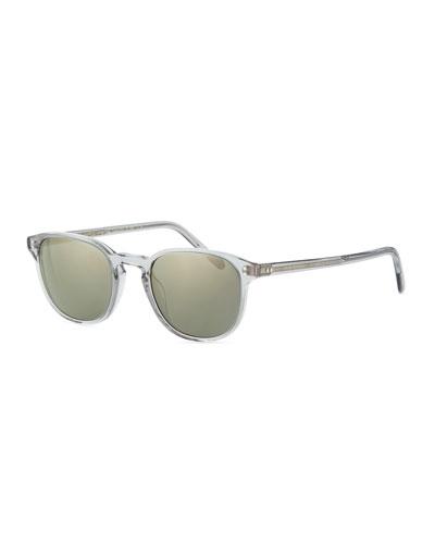 Men's Fairmont Acetate Sunglasses