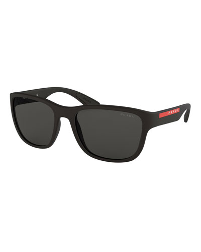 4fef6f4b602e2 Quick Look. Prada · Men s Propionate Sunglasses. Available in Black ...