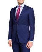 Canali Men's Textured Stripe Two-Piece Suit