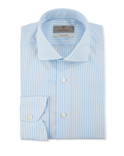 Men's Impeccabile Bengal Stripe Dress Shirt