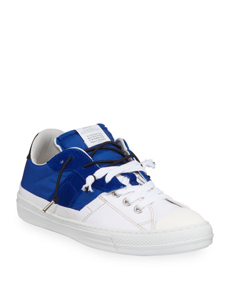 Maison Margiela Men's Composite Low-Top Sneakers