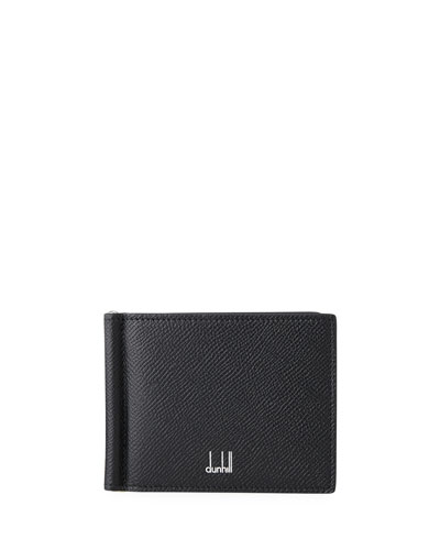 ebf5ce59fd39a Quick Look. dunhill · Men s Textured Leather Wallet with Money Clip