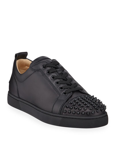 Men's Louis Junior Spiked Low-Top Sneakers