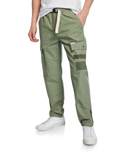 Men's Parachute Cargo Pants