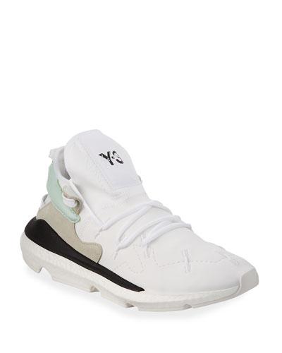 new concept 5f39e 53c48 Quick Look. Y-3 · Men s Kusari II Neoprene Trainer Sneakers
